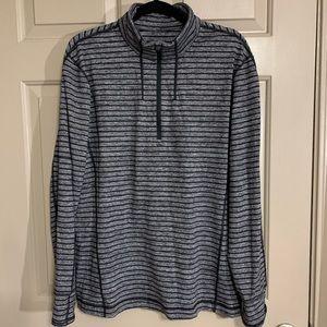 Lululemon Sweat Session 1/2 Zip Sweater Pullover